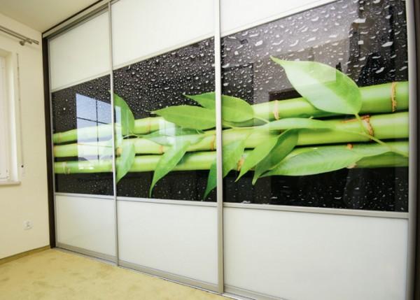 Sieninės spintos su nuotrauka