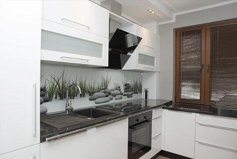 Modernūs virtuves baldai