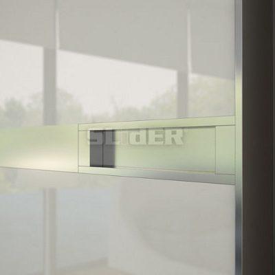 Rankenelės spintoms stumdomomis durimis Slider