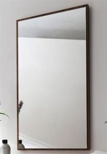 Skaidrus veidrodis stumdomoms durims