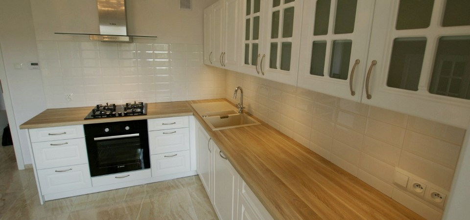 Skandinaviško stiliaus virtuvės baldai
