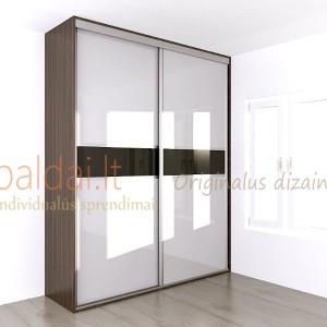 Stumdomos durys. Stiklas 9
